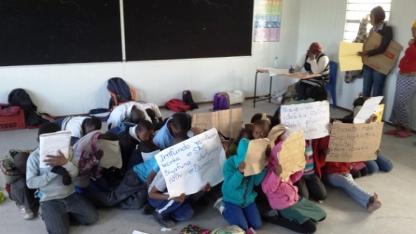 Access to Schools: The Du Noon Community Matter