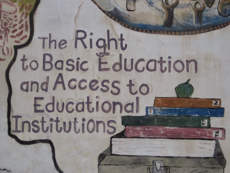 right to education act myth Education act, 2009 no 35 of 2009 [26th august, 2009]  right to free and compulsory education 3 (1) every child of the age of six to fourteen years shall have a right to free and compulsory education in a neighbourhood school till completion ofelementary education.